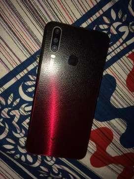 Y15 vivo red black color