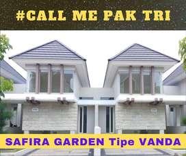 FREE UANG MUKA!! Tipe VANDA 1 Lantai – Fasum Mewah // Call Me PAK TRI