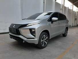 Mitsubishi Xpander EXCEED At 2017 Silver LOW KM, SERVICE RECORD, Matic