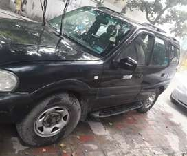 Tata safari owned and maintained by defense officer