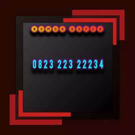 Nomor cantik kartu as 234