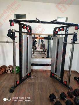 Get Full club commercial gym equipment setup in affordable price.