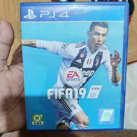 BD PS4 Fifa 19 mulus no minus