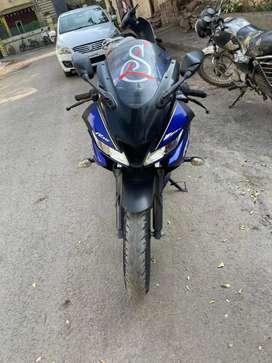 Yamaha R15 V3 First Owner