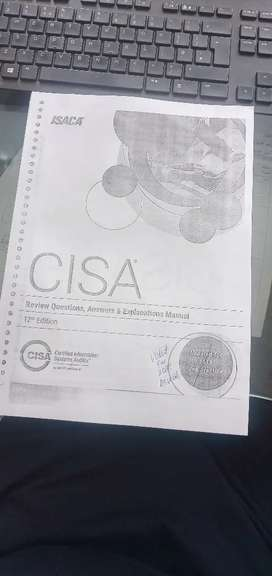 CISA 2021 Practice Question and Answers