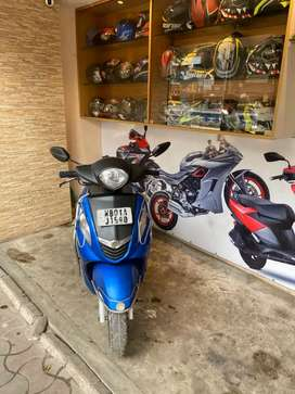 2017 Special Edition Yamaha Fascino For Sale