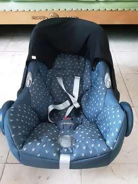 Car seat baby cabrio fix