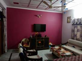 2 BHK+1 Drawingroom well furnished ,decorated Flat,perfect condition