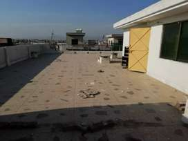 Shahzad town very nice upper portion 40x80 big extra land