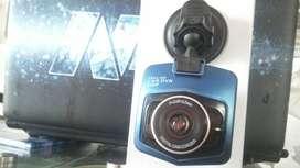 Universal G10 DVR Mobil - Black [2.4 Inch/1080P]