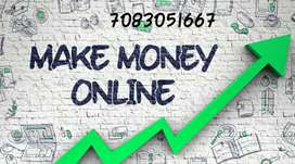 Monthly.. weekly payout available here earn easily without any stress