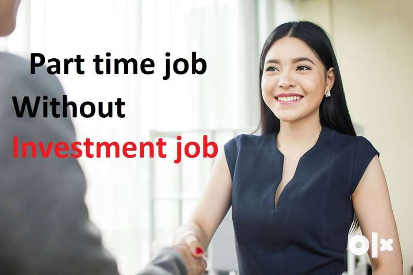 Without Investment job genuine home base work for part time 0