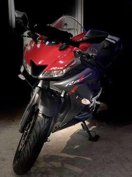 Yamaha R15 Version 3 - 1 year old - Tax & Insurance cleared