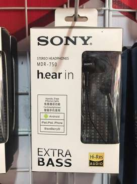 Sony extra Bass h.ear in