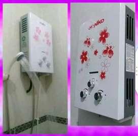 *Water Heater Gas Niko instan*