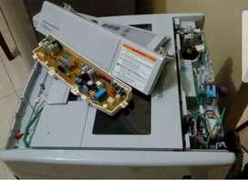 Melayani servis mesin cuci matic & manual,perbaikan ac & kulkas