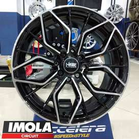 Jual Peleg Racing Mobil Brio Ignis Cayla Ring 16 Pcd 4x100 dan 4x114,3