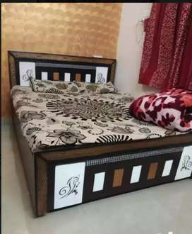 Sofa bed good condition table image