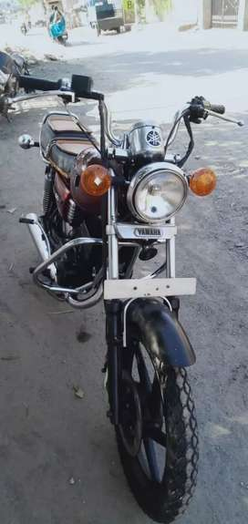 Yamaha RX100  new brand condition