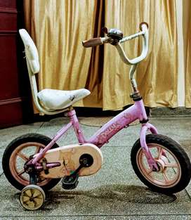 BSA kids bicycle for age 3-5 years