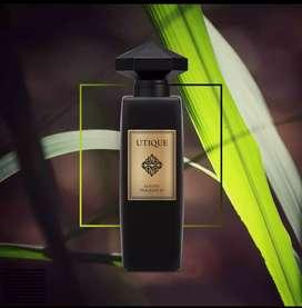 Parfum Original Import Eropa : Utique Black