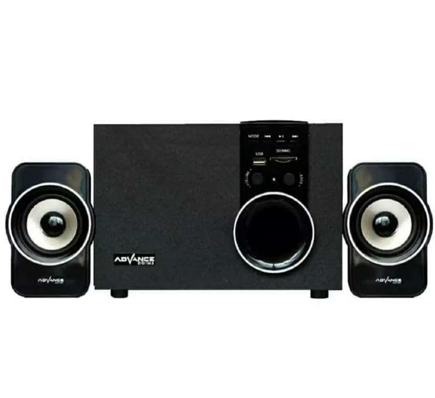 ADVANCE M180BT (speaker aktif bluetooth) 0