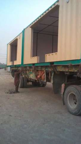 Office container, Porta cabin store container