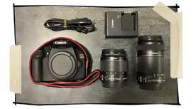 Canon 1200D with brand new condition