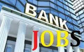 Urgent Requirement For BANK JOB - Limited Vacancy Available