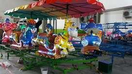Odong kereta panggung animal wahana kereta mini wisata UK