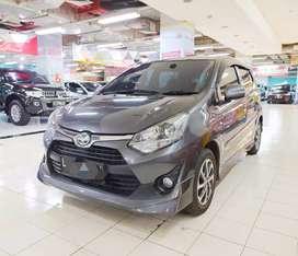 Toyota Agya 1.2 S TRD matic 2018 plat L
