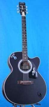 Grason acoustic guitar