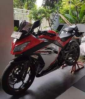 Kawasaki Ninja 250 limited edition th 2012