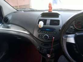 Chevrolet Beat with commercial number in good condition for sale.