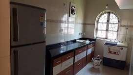 At prime location 2bhk flat available