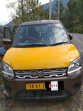 Maruti Suzuki Wagon R 2020 Petrol Well Maintained