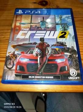 Game PS4 original crew