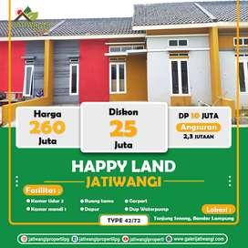 Perumahan New Happy Land