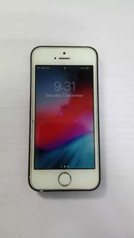 iPhone 5S top condition selling urgently