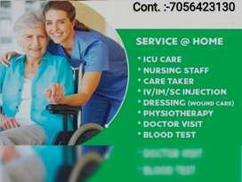 Patient care services at your homes