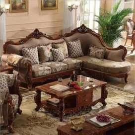 Sofa ukir klasik