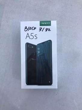 Oppo a5s masih segel