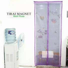 Tirai magnet antinyamuk