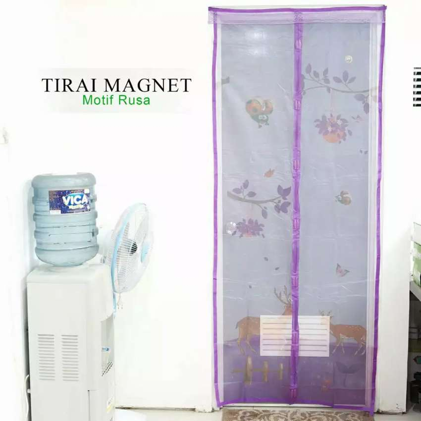Tirai magnet antinyamuk 0