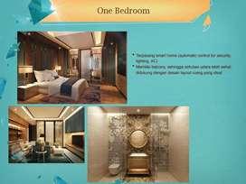 Jual Rugi Apartemen Grand Sungkono Lagoon - Caspian 1BR