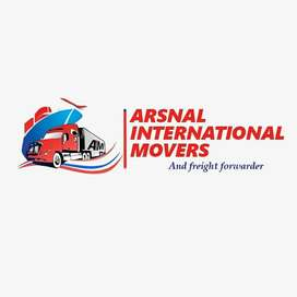 Arsenal International Movers And Freight Forwarder