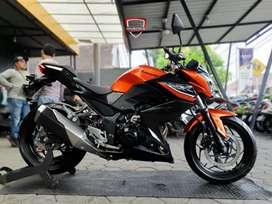 Kawasaki Z 250 -2018, Last Edition-Warna Limited, Mustika Motoshop