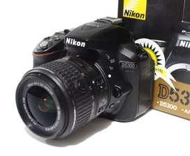 Kredit kamera Nikon D5300 Acc 3 Menit Tanpa Kartu Kredit