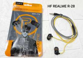 Handsfree Realme R28 Super Bass Super Stereo