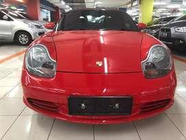 Porsche 2.700 Boxter Tahun 2004 Perfect condition Antik istimewa